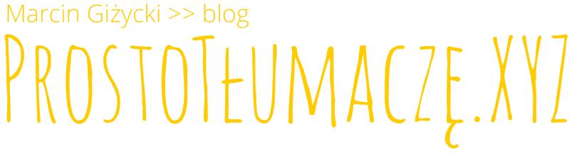 ProstoTlumacze.XYZ >> blog