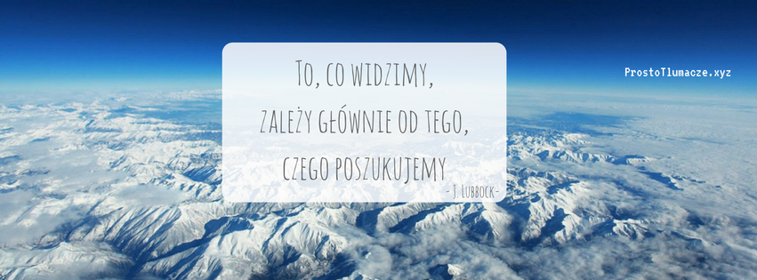 To co widzimy