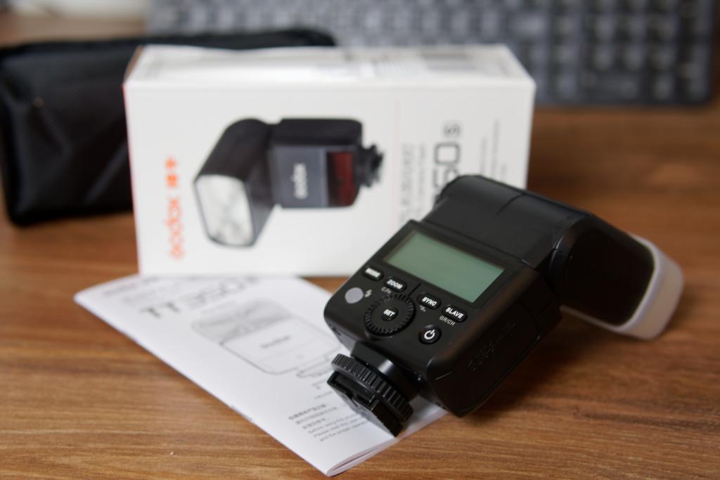 Godox Mini TT350S Lampa Błyskowa Speedlite TTL HSS GN36 Nadajnik X1T-S Sony alpha
