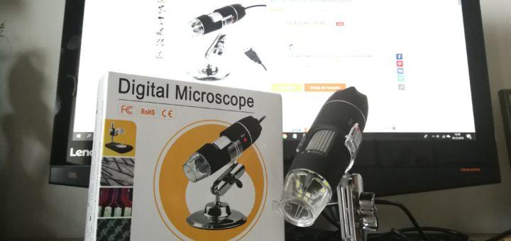 cyfrowy mikroskop aliexpress